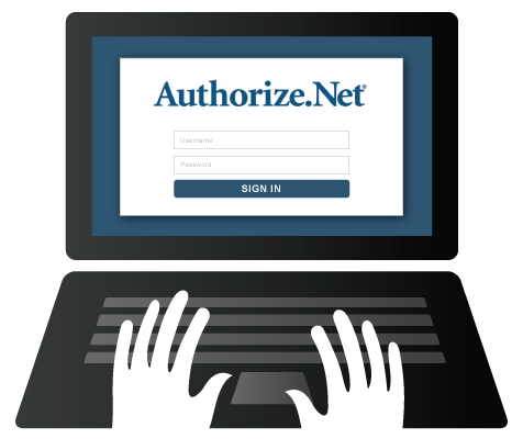 LOGIN Authorize.net