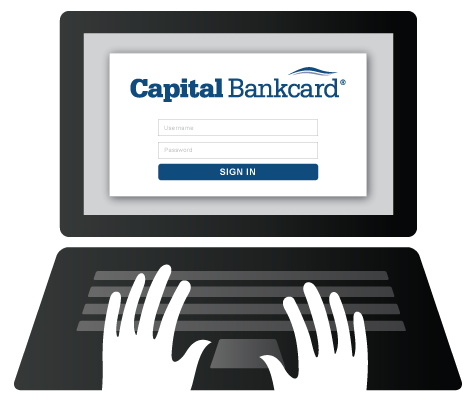 LOGIN CapitalBankcard