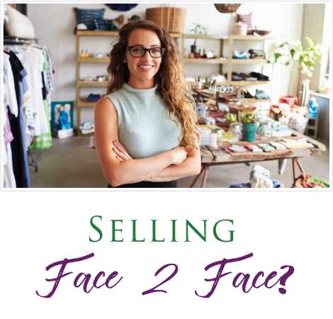 Selling Face 2 Face